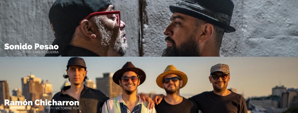 Alternative Urban Music, Music latino
